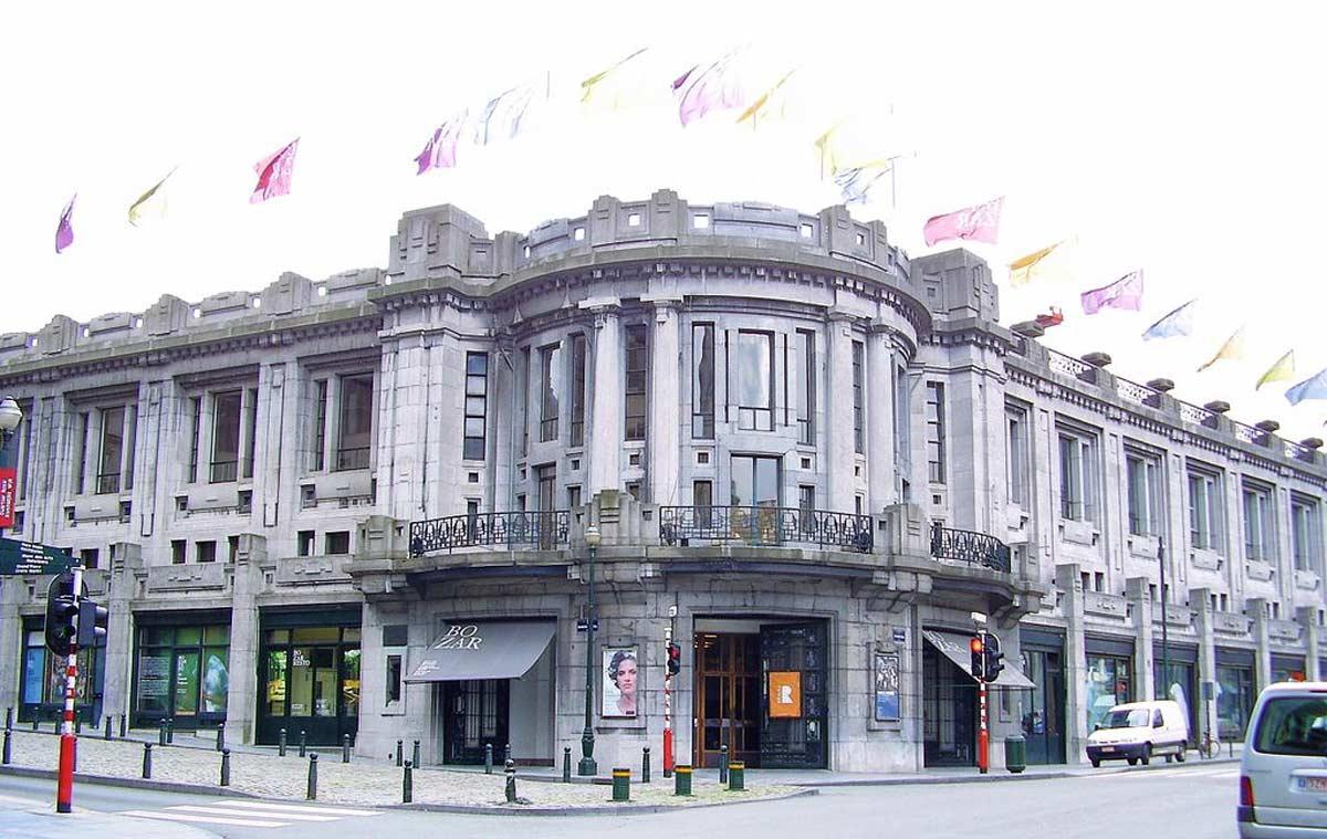Musée Bozar de Bruxelles
