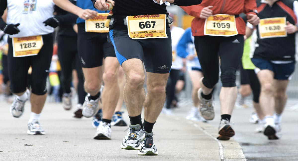 Les quinquagénaires aiment participer aux marathons