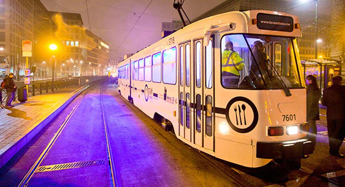 La Tram Expérience, un voyage savoureux