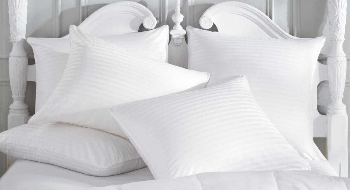 choisir son oreiller pour eviter les douleurs