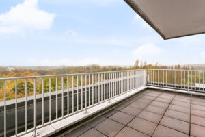 Appartement penthouse Anderlecht viager