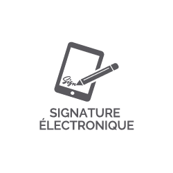 Service : Signature Electronique