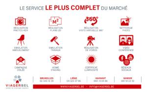 Services fournis par Viagerbel
