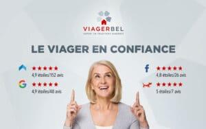 Le viager en confiance avec Viagerbel : marques de confiance des utilisateurs