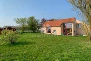 viager silly wallonie villa